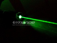 Free shipping/wholesale 300mw 532nm high Powerful  Green Laser Pointer falshlight TD-GP-101