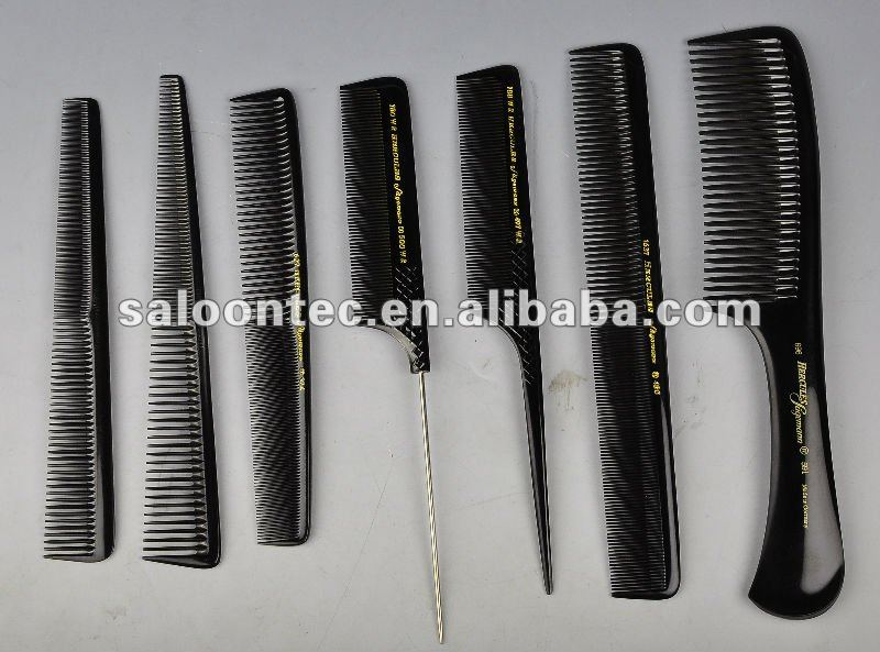 3D Curved Cutting Comb