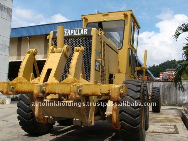 Cat 12G Motor Grader