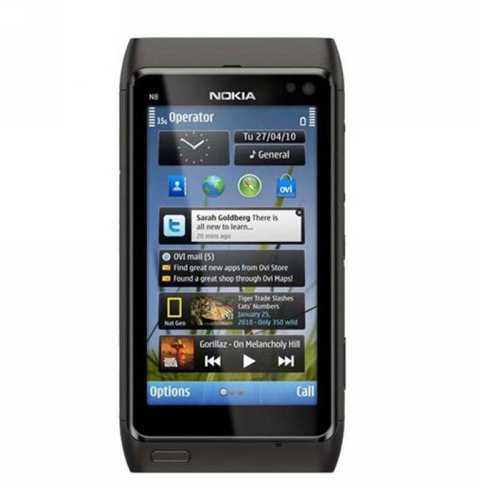 N8 Original Nokia N8 3 5  Touch Screen 3G GPS WIFI Camera 12MP