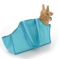 Сумка-переноска для собак Pet Footprint Pink Dog Knapsack, Pet Carrier