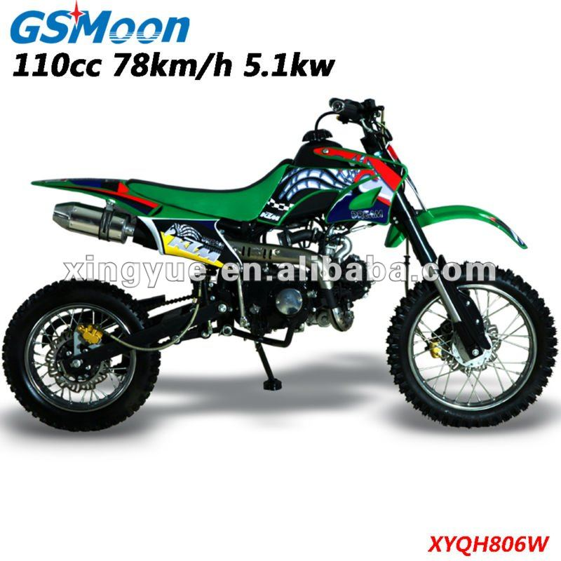 110cc eec epa mini kids dirt bike for sale