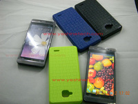 "Мобильный телефон Original Jiayu G3 Quadcore MTK6589T Android 4.2.1OS, 1GB RAM+4GB ROM, 4.5""Gorilla Glass! -$171.99-Black/Silver in stock"
