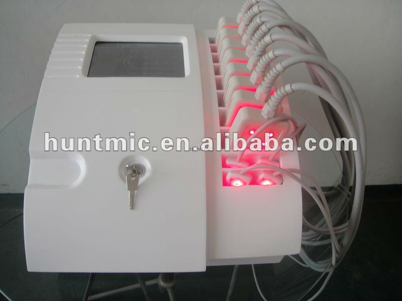 650nm diode laser fat removal cold laser slimming machine for sale