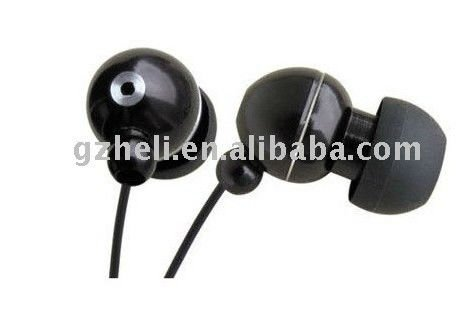 Earplugs for mp3 player