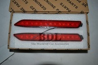 Фонарь тормоза Reflective LED tail brake light for TOYOTA Camry back rear bumper Light with1 Year Warranty