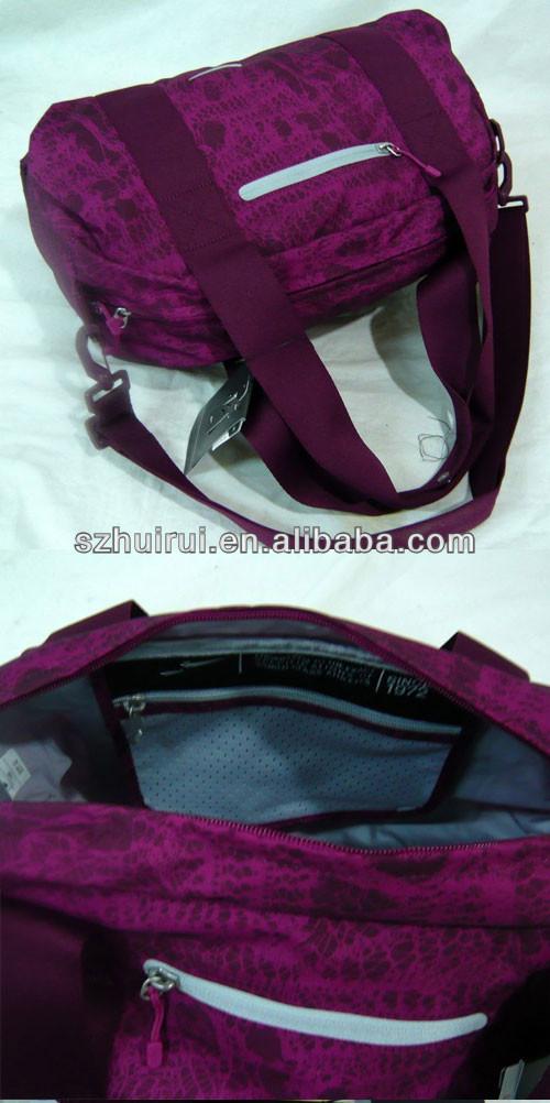 fashion shoulder portable women leisure golf bag travel cover