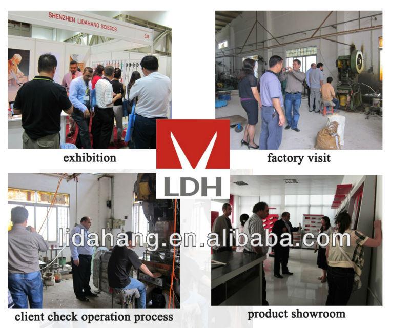 [LDH Industry scissors] LDH-W2 handmade Shoe repair tool cutter