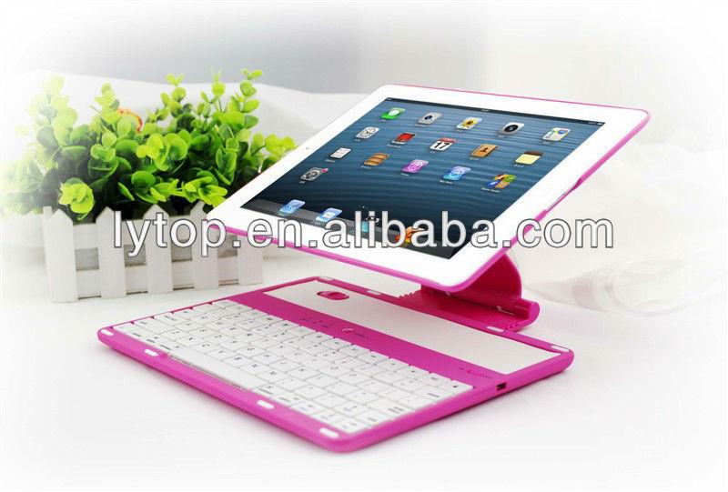 For ipad keyboard case 360 rotating