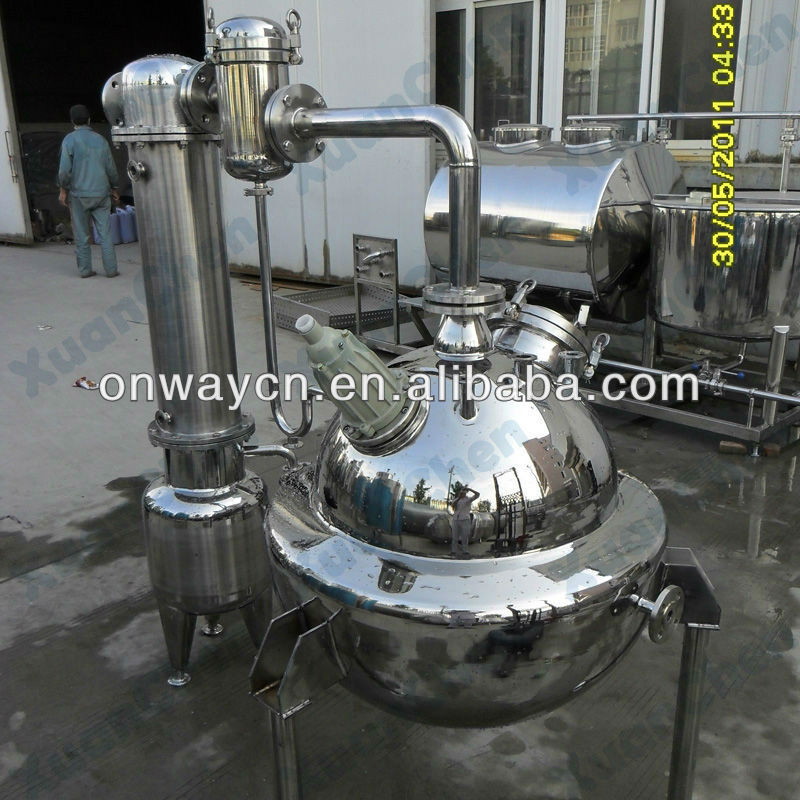 QN High efficient enery saving vacuum evaporator