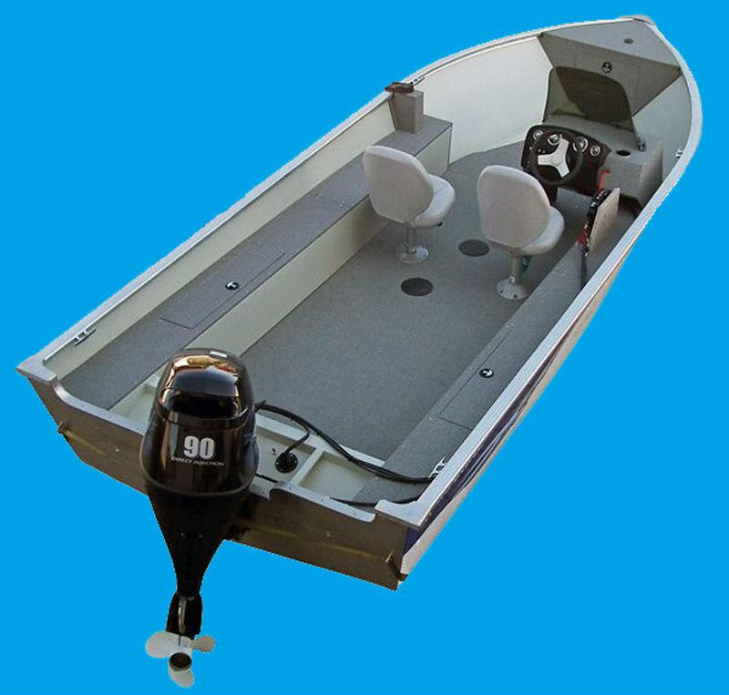 консоли для алюминиевых лодок