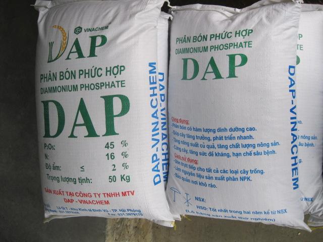 DAP Fertilizer From Viet Nam