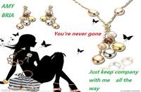 Ювелирный набор Amy Bria Kallaite 1025H000702000