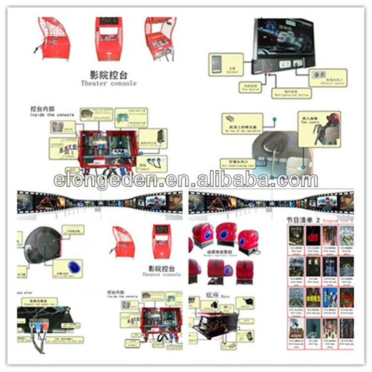 Mini 5D cinema, 5d cinema theater equipment for sale