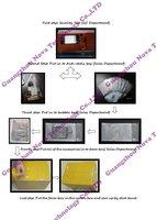200Pcs/Lot For Samsung Galaxy Note N7000 i9220 Back Lcd Screen Repair Sticker Glue Back Adhesive To Refurbishment ; DHL/EMS Free