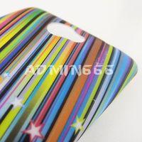 Чехол для для мобильных телефонов New Colorful Meteor Star Hard Rubber Case Phone Cover For Windows Phone Htc 8s