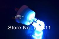 Super Bright LED Car Truck Visor Strobe Flash Light , spiral lights high power strobe light 2 colors choice,free shipping
