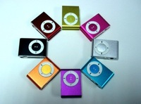 MP3-плеер MP3 Player with Clip control 8 color support 8GB mp3 players cheapest MINI Flash Gift clip