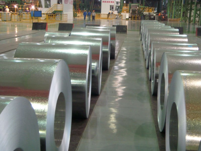 gi galvanized steel sheet roll