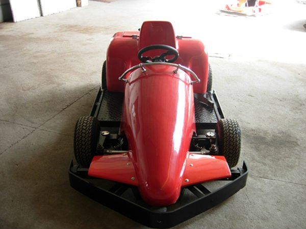 163CC 5.5HP RACING GO KART WITH HONDA ENGINE(MC-482)