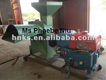 diesel engine hay crusher and cutter 0086 15238020669.jpg