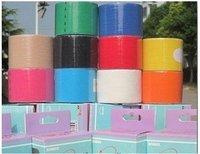 Товары для занятий баскетболом Practical type 5.0 x 5 meters applique sports bandage tape elastic sports