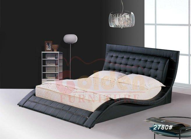 Modern Futon Sofa Bed Exibição Cama moderna Dubai Dubai Mobiliário Cama-Camas-ID ...