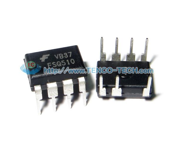 ic chip FSQ510 ac led driver ic