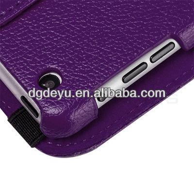Leather case cover for ipad mini