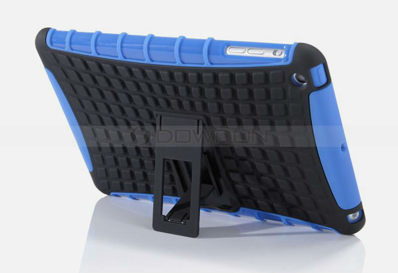 Silicone Stand Case for iPad Mini Tablet Case