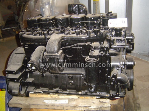 5.9L cummins engine for genset marine auto car truck bus construction oilfield railway mine