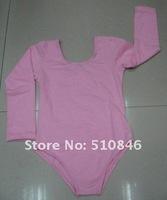 Платье для девочек Girls Long-sleeve Gymnastics Leotards Ballet Costume Tutu Dance Skate Dress 3-8Y