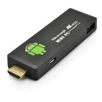 Мини ПК Rikomagic MK802 II Android 4.0 /1 , 4 ROM Google TV Box Wifi + RC12 2,4 mk802ii