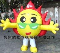 Рекламное надувное изделие 2013 New 3m Inflatable panda model For Advertising