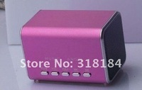 Аудио колонка Mini Speaker usb speaker portable with TF card mp3 music player angel speakers MD05 Five Colors