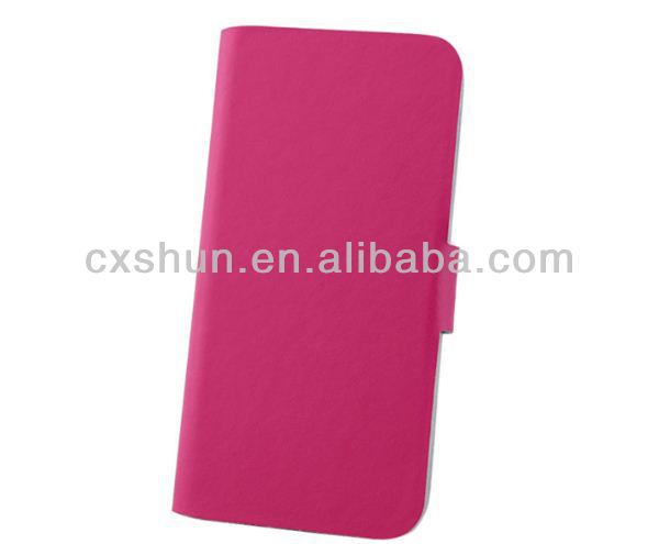 New Product Scuttle Flip Leather Case for Iphone 5S/5C, Phone case, Moblie phone cell