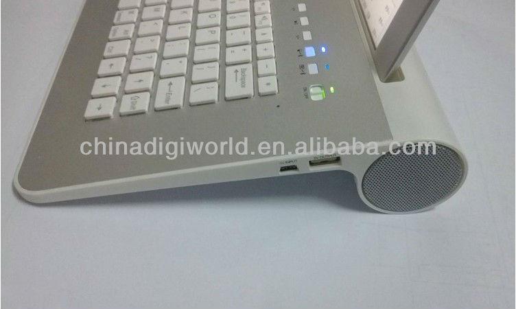 portable wireless laptop stand keyboard for ipad mini