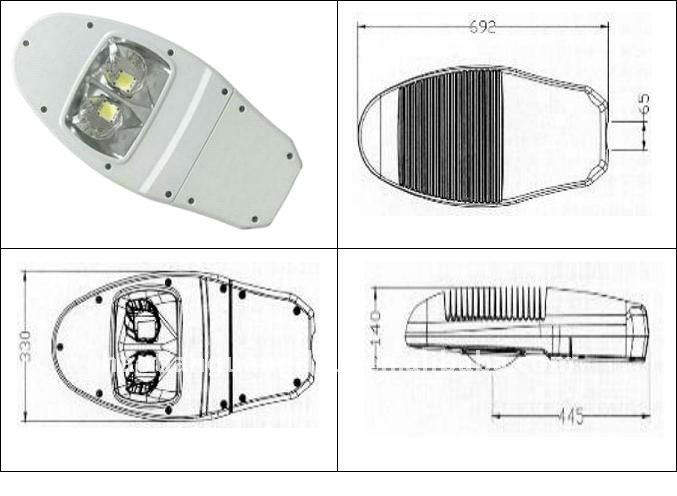HOT SELL100W LED Street Light