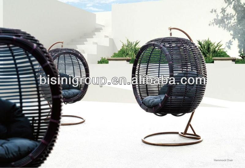 BISINI furniture, BISINI pod chair, Wicker rattan hanging chair(BF10-R670)