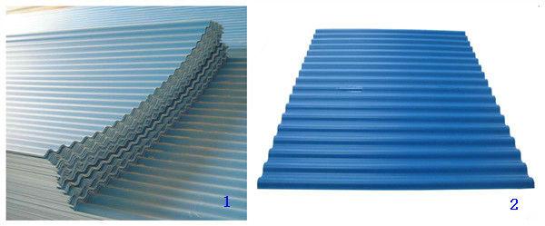 galvanized sheet metal roofing price, (gi corrugated steel sheet, zinc coating 60g/m2-275g/m2)