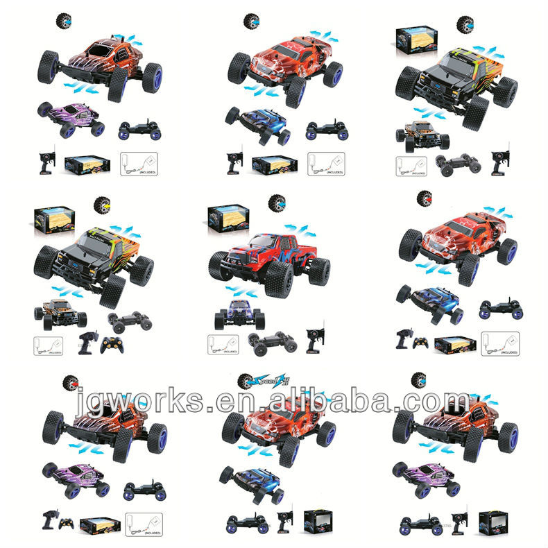 1:8 Remote Control RC Nitro Gas Hobby Car,4WD RC Oil Buggy