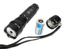 UltraFire WF-501 100mW Blue Purple laser pointer