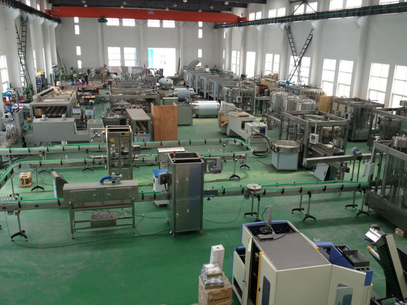 Bottle Film Shrink Wrapping Machine