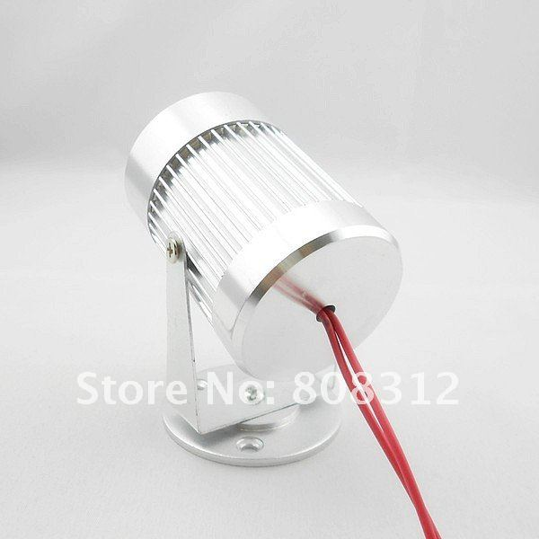 Free Shipping 3W LED wall light / LED wall spotlight AC85-265V