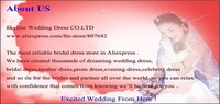 Детское платье Skyline wedding dress a/line Sky764 & Sky-764