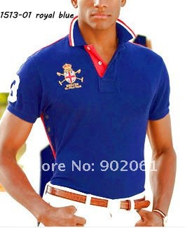FREE SHIPPING ! BRAND MEN POLO SHIRTS COLOURFUL SHORT SLEEVE high quality S-XXL
