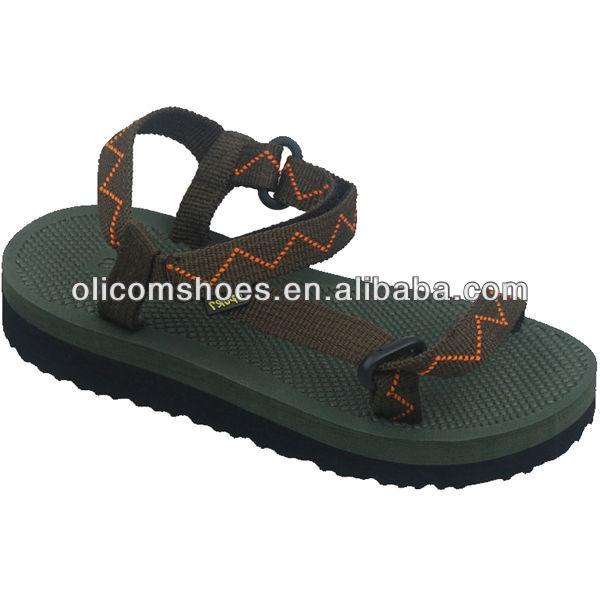 2014 cool kids nude beach sandal ,cute eva kids sandals