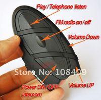 Гарнитура для шлема BT Helmet Intercom, FM/500M, hand, 2012 NEWEST for Motorcycle and skiers BT-MULTI Interphone