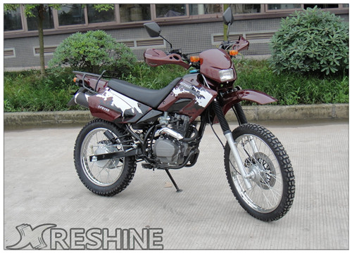 Four storke good quality china motor 200cc motorcycle for sale