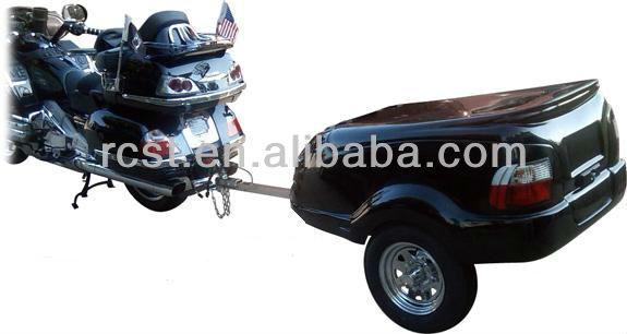 RC-MT-02 Motorcycle cargo trailer, fiberglass trailer